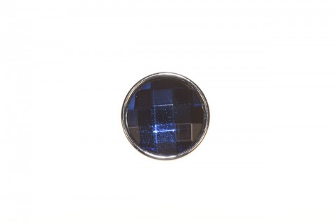 royal blue faceted
