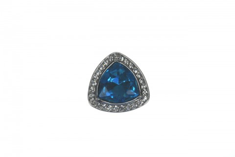topaz with bling